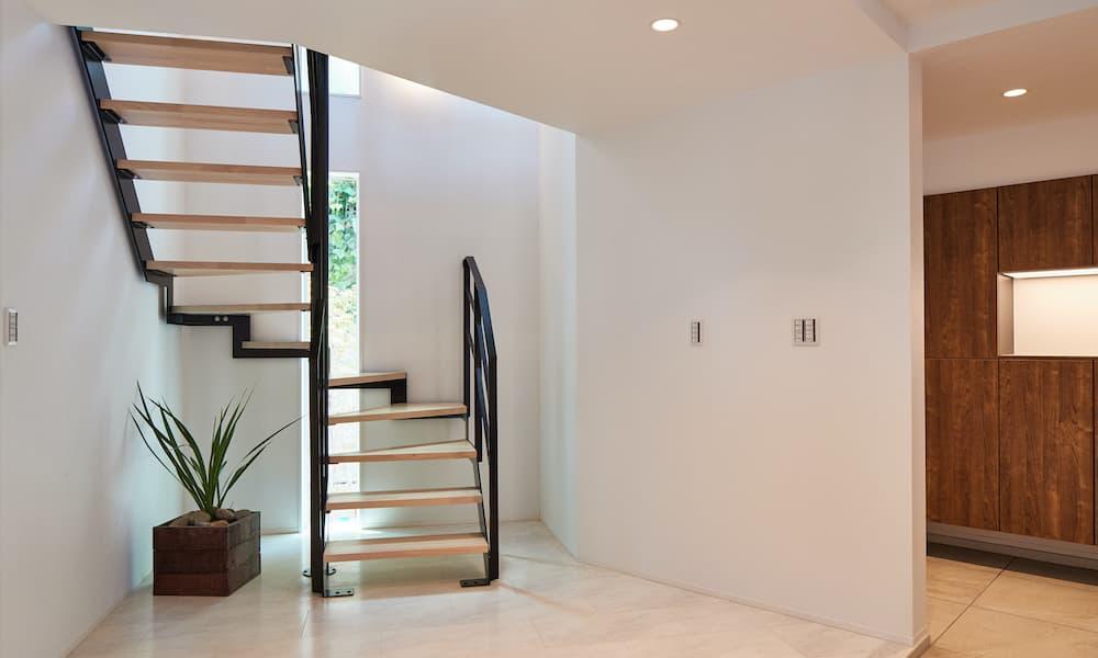 階段の種類_形状_折返し