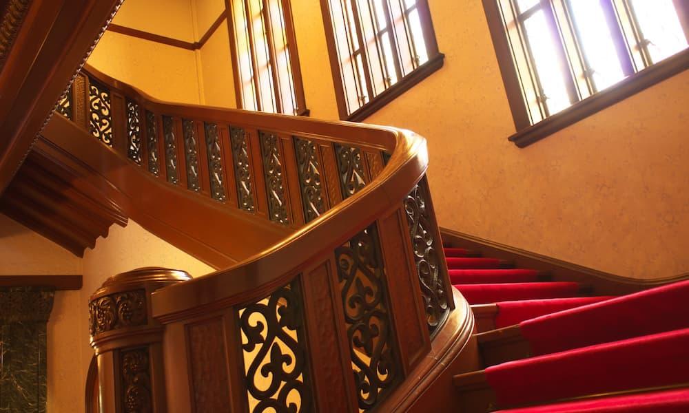 階段の種類_形状_サーキュラー